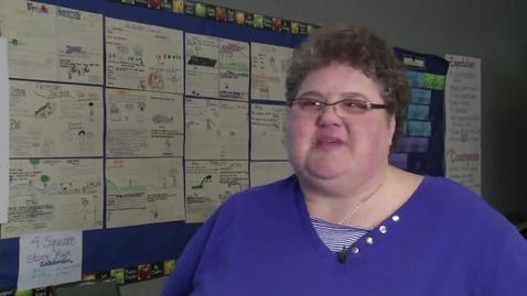 Thumbnail for entry PUSD 2013 Teacher of the Year Christine McLaughlin