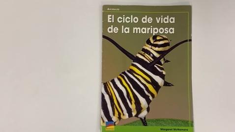 Thumbnail for entry Ciclo de vida de la mariposa - Parte 2