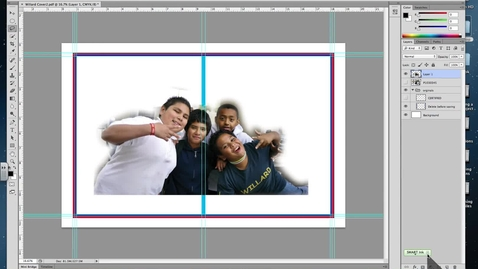 Thumbnail for entry CS6 Photoshop Transforming Selection