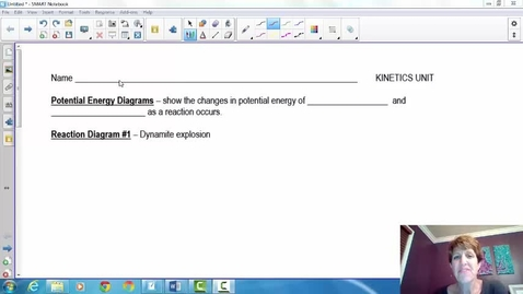 Thumbnail for entry Potential Energy Diagrams and Using Table I