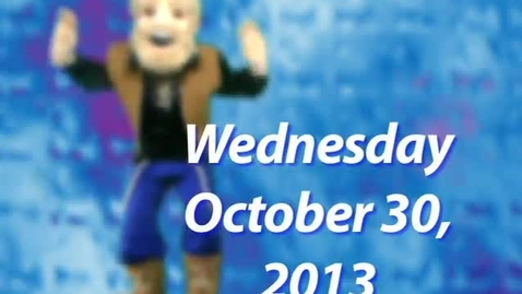 Thumbnail for entry Wednesday, October 20, 2013