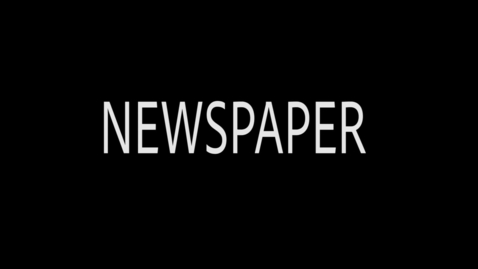 Thumbnail for entry Newspaper Breakdown.mp4
