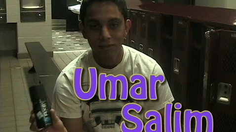 Thumbnail for entry Umar Salim Axe Body Spray