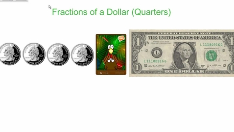 Thumbnail for entry Fractions of a Dollar