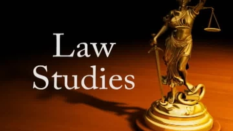Thumbnail for entry LCB Academy Law Studies Class Promo