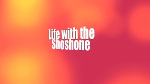 Thumbnail for entry Shoshone iMovie