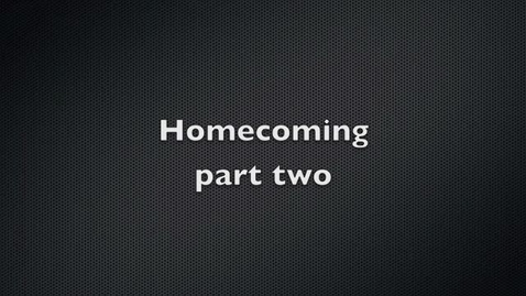 Thumbnail for entry Homecoming 2011 Bon Fire