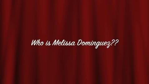 Thumbnail for entry Melissa Dominguez autobiography