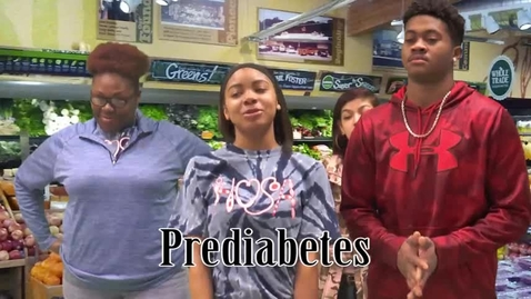 Thumbnail for entry Prediabetes