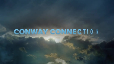 Thumbnail for entry Conway Connection, Episode 24, 2/8/16