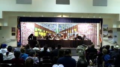 Thumbnail for entry Rialto Board of Education Meeting - 1/9/13