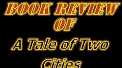Thumbnail for entry Podcast - Book Review