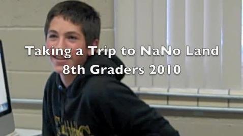 Thumbnail for entry NaNo Land