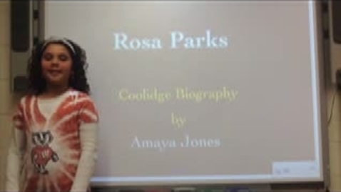 Thumbnail for entry Biography Presentations (2W part 1)