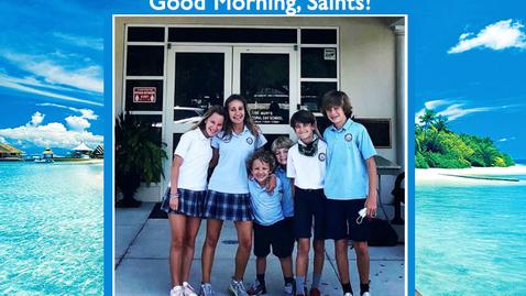 Thumbnail for entry Saints @ 8 - May 25, 2021