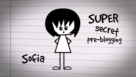 Thumbnail for entry Book Trailer for Secrets from the Sleeping Bag