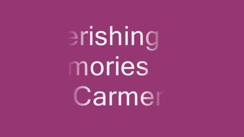 Thumbnail for entry Cherishing Memories