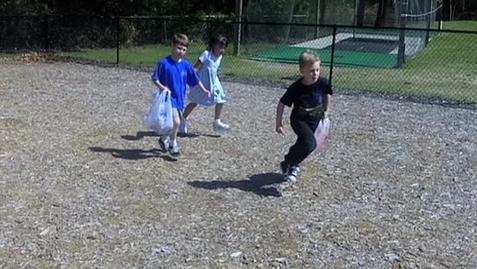 Thumbnail for entry Kitty Hawk Elementary School Green Team