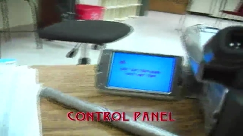 Thumbnail for entry BCP4 - Control Panel