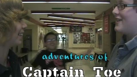 Thumbnail for entry The Adventures of Captain Toe
