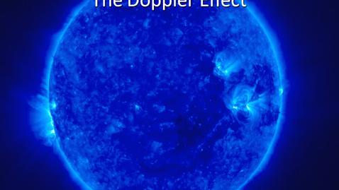 Thumbnail for entry Doppler Shift and Red Shift