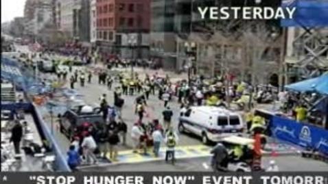 Thumbnail for entry 12-13 Boston Bombings