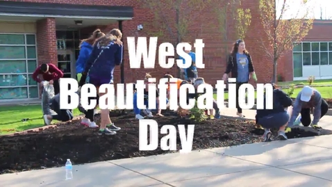 Thumbnail for entry West Beautification