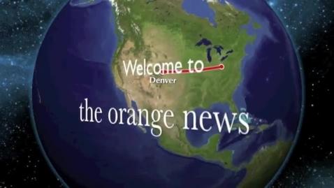 Thumbnail for entry Orange News 4-19-2013
