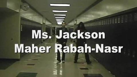 Thumbnail for entry Ms. Jackson