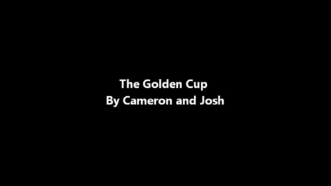 Thumbnail for entry Golden Cup