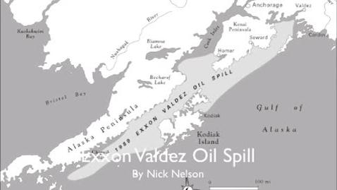Thumbnail for entry Exxon Valdez Oil Spill Period 8