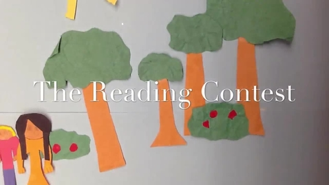 Thumbnail for entry Zen Shorts: The Reading Contest