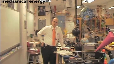Thumbnail for entry energy and an oscillating system video lesson