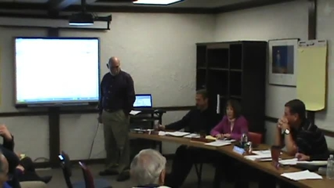 Thumbnail for entry BOE Meeting, 3/29/14 - Part 2