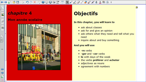 Thumbnail for entry RE, GER and CER verbs