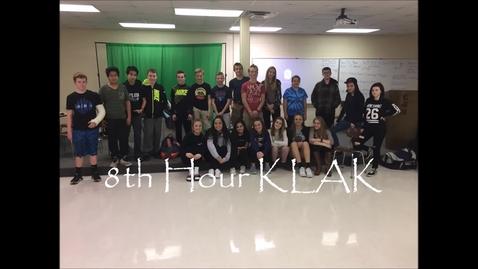 Thumbnail for entry KLAK 8th hour 2nd semester