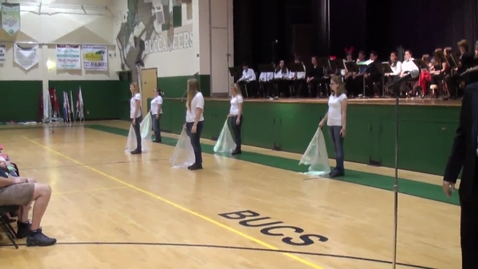 Thumbnail for entry Color Guard 1