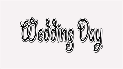 Thumbnail for entry Wedding Day Delay