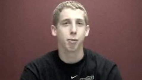 Thumbnail for entry Trey Lindsey Heads to West Point