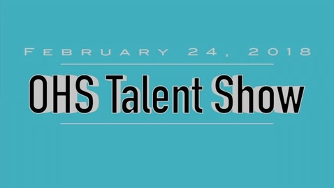 Thumbnail for entry 17_18_TalentShowPart_1