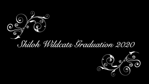 Thumbnail for entry Shiloh Middle School 2020 Graduation