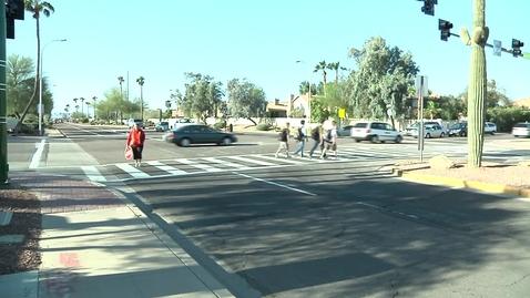 Thumbnail for entry Crosswalk PSA