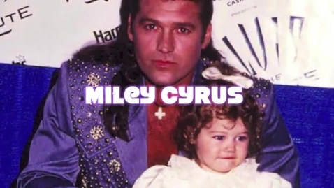 Thumbnail for entry Legend Project-Miley Cyrus-2013
