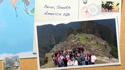 Thumbnail for entry AIO Peru, South America 2011
