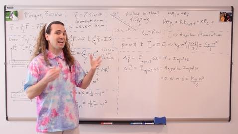 Thumbnail for entry AP Physics 1: Rotational Dynamics Review