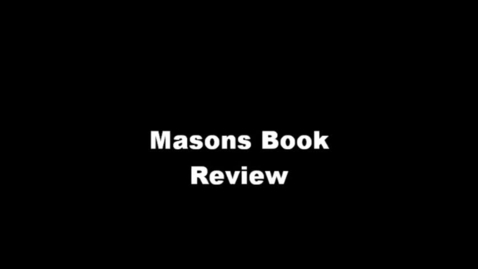 Thumbnail for entry 13-14 Hodges Mason's Book Review
