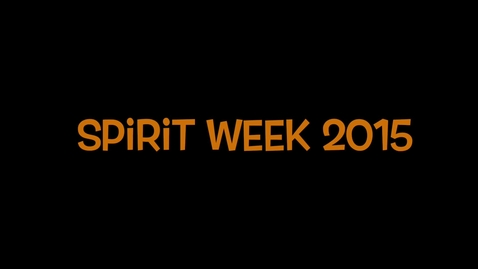 Thumbnail for entry MHS students dress up for spirit week