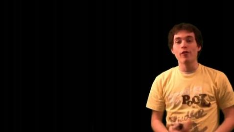 Thumbnail for entry 01034 Spanish Lesson - Present Tense - regular -ER verbs