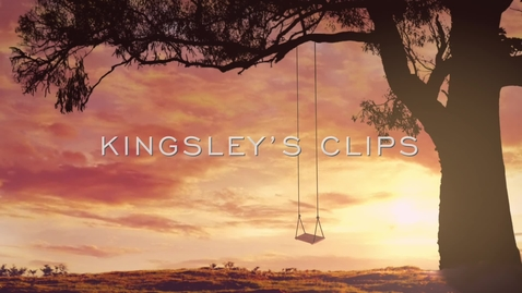 Thumbnail for entry iAm Kingsley