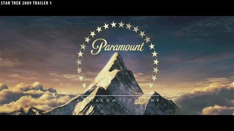 Thumbnail for entry Star Trek Movie 2009 (Trailer 1 - Trailer 2 - Trailer 3 - Tv spot)